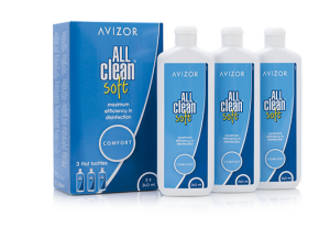All Clean Soft - Format 3x240ml