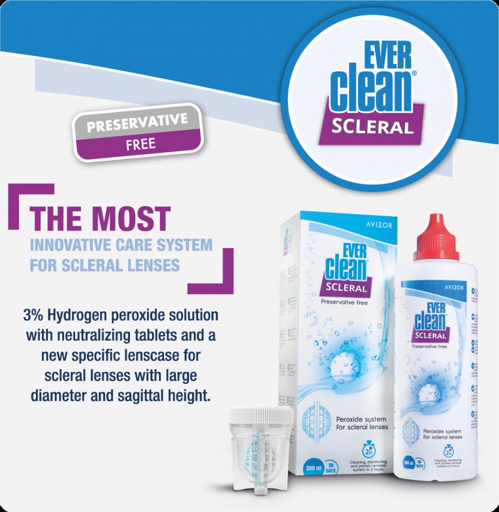 Avizor - Ever clean scleral