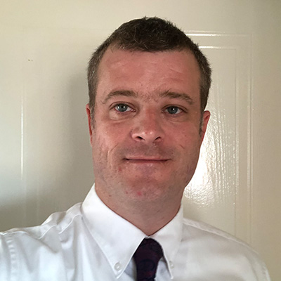Alasdair Airdrie - Regional Sales Manager - West Midlands, Wales & South West