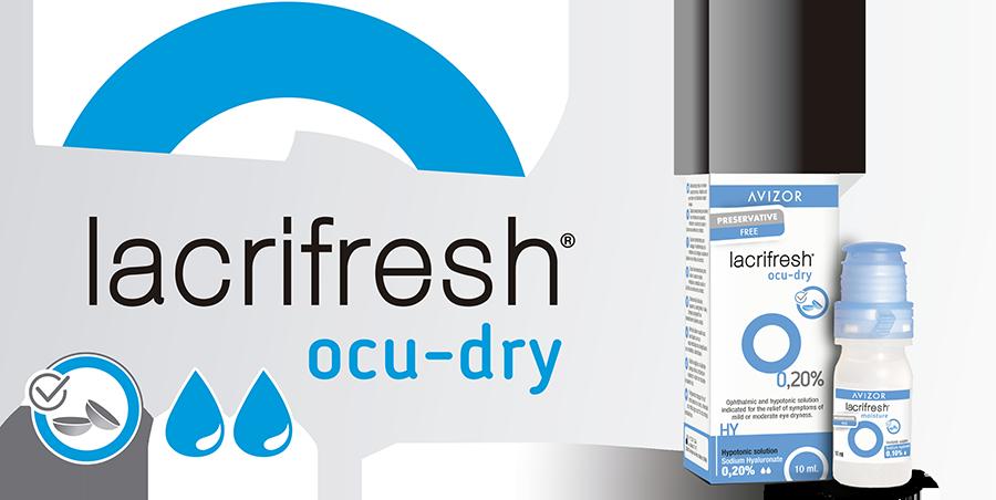 Lacrifresh - Ocu-dry 0.20%