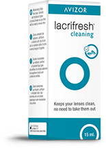 lacrifresh cleaning